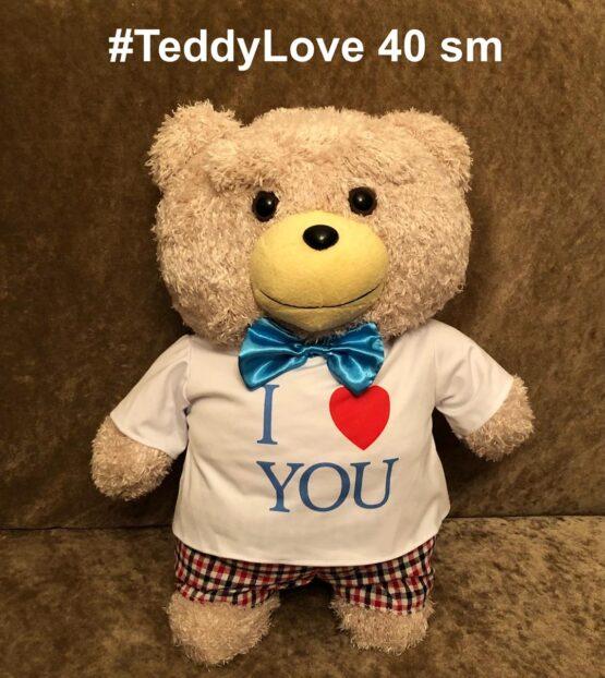 Мишка Тедди — 💚