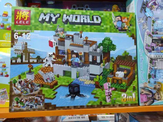 MY WORLD Leqo