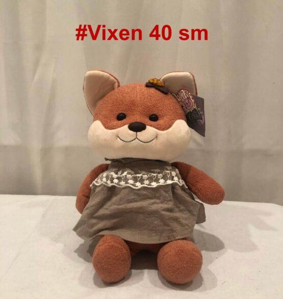 Любимая игрушка — Vixen