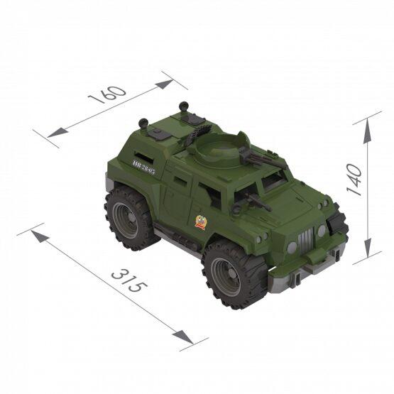 Боевая машина Граница-1