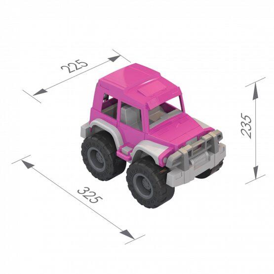 Rəngli Jeep Maşınları
