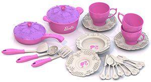 Набор кухонной посудки БАРБИ