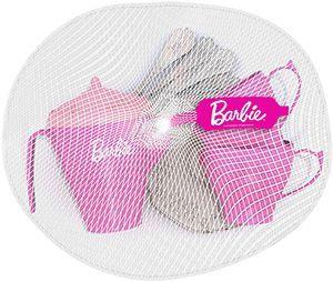 Набор чайной посудки БАРБИ (12 предметов в сетке)