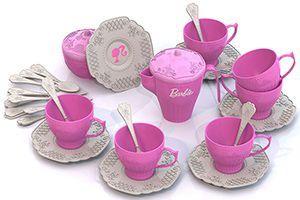 Barbie çay dəsti ( 34 ədəd)