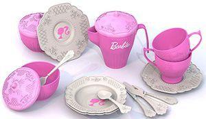 Набор чайной посудки БАРБИ