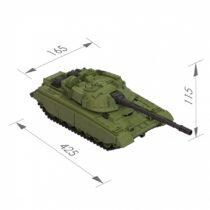 Tank oyuncagi Bars