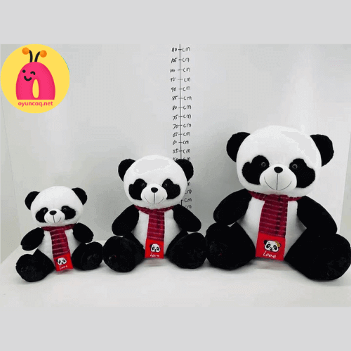 Панда — мягкая игрушка