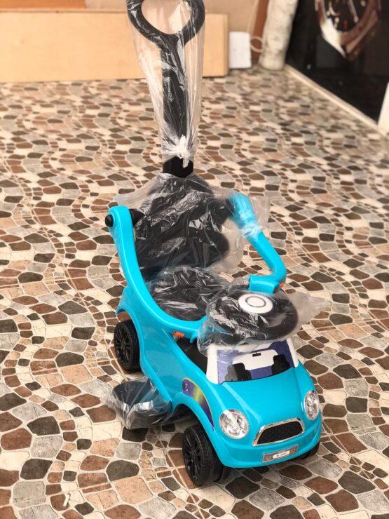 Ручной детский автомобиль