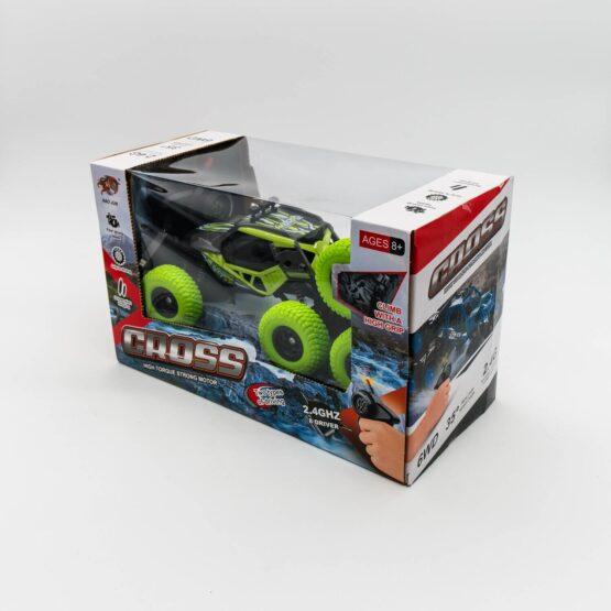 Cross  8-колесная игрушечная машина
