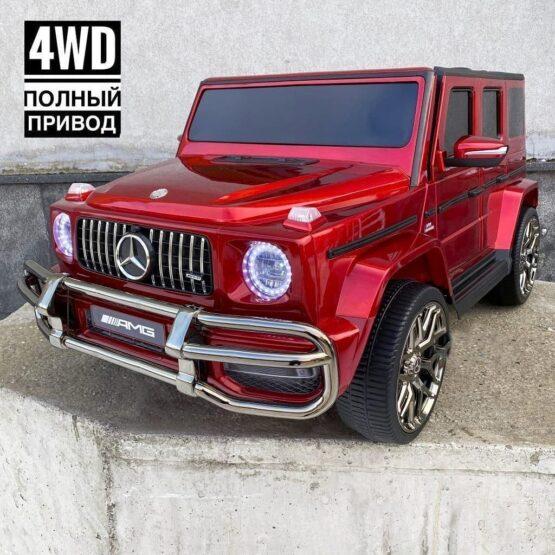 Mercedes G-Wagon 6.3 AMG