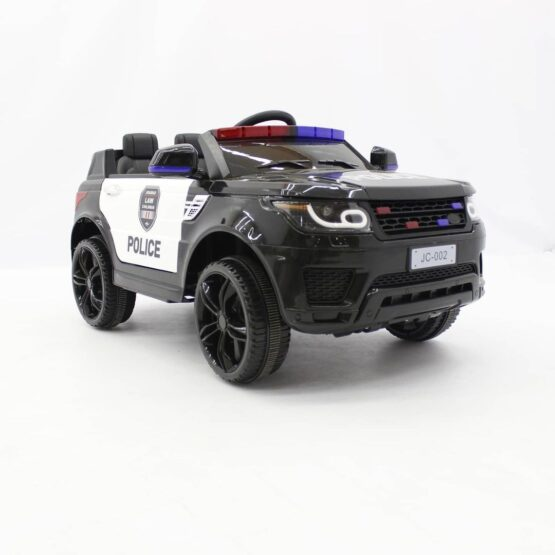 Range Rover Polis Maşını